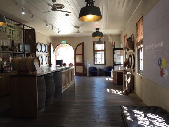 Bond Store Museum