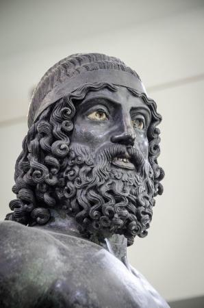 Museo Archeologico Nazionale di Reggio Calabria: I Bronzi di Riace