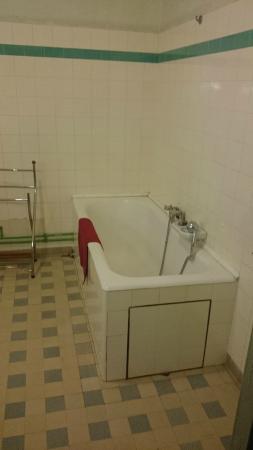 Chambres d'Hotes Apostrophe: La salle de bain