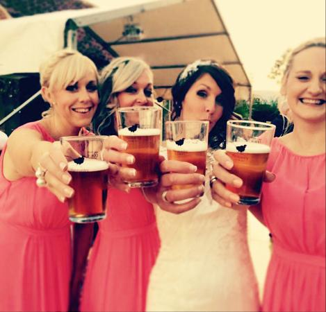 The Pheasantry Brewery, Weddings and Events: Mmmmm dragon fly and bearded brew ale !!!!!!!