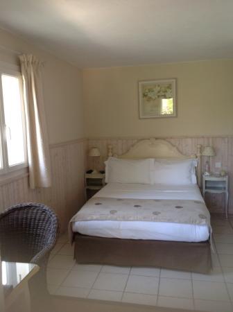 Hotel Marc Hely: La chambre jardin