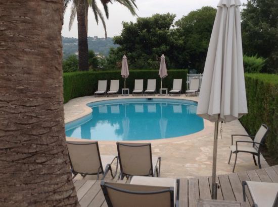 Hotel Marc Hely: La piscine