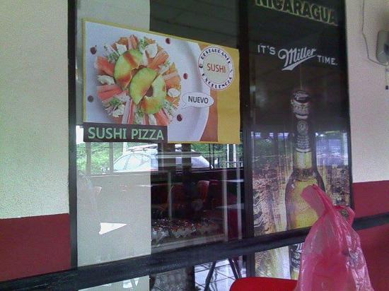 Restaurante Sushi Excelencia: Before entering