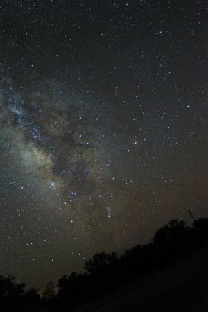 Milky Way at X Bar Ranch