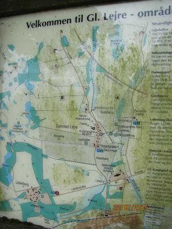 Ledreborg Park Og Slot: park