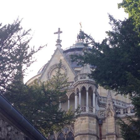 Chapelle Royale St-Louis: Chapelle royale Saint-Louis