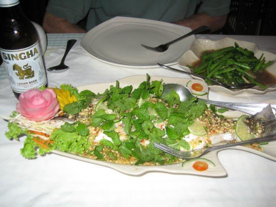 Tawai Thai Restaurant: Before dinner