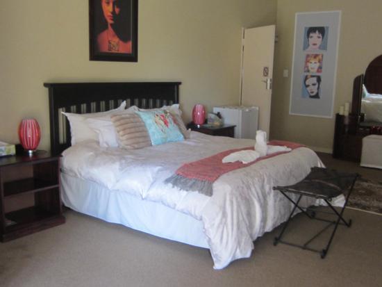 Royal Sheba Guesthouse: Room at Royal Sheba