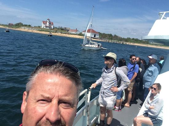 Long island party boats offer half or full day fishing for Fishing trips long island