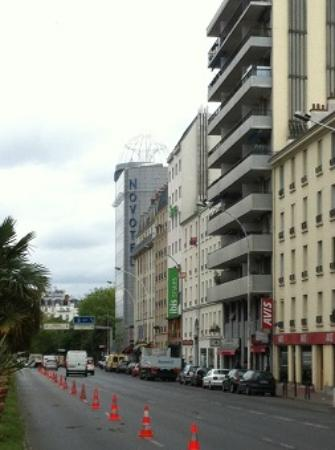 улица obr 225 zek zař 237 zen 237 ibis styles porte d orleans montrouge tripadvisor