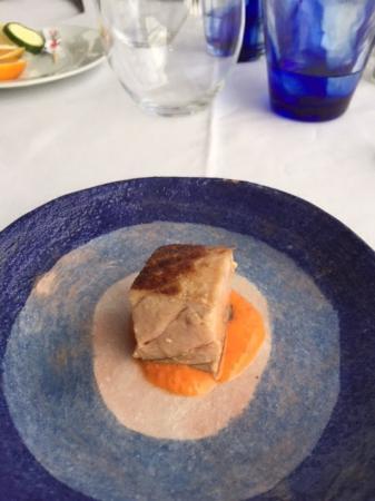 Amuse bouche picture of restaurant marina grande amalfi for Amuse bouche cuisine