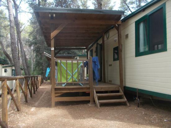 Villaggio Turistico Calenella: Casa mobile.