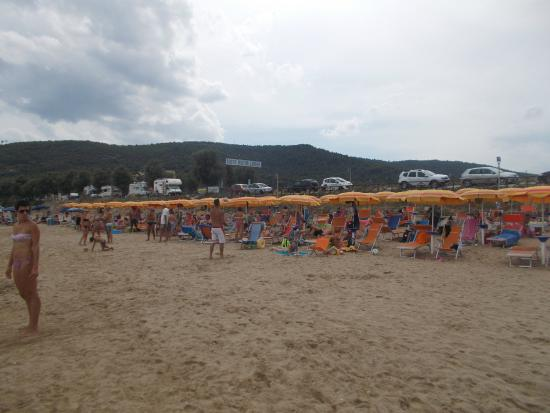 Villaggio Turistico Calenella: Spiaggia.