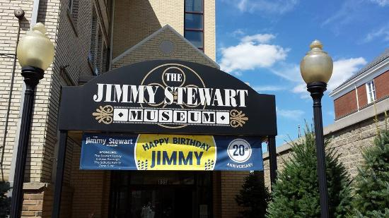 The Jimmy Stewart Museum