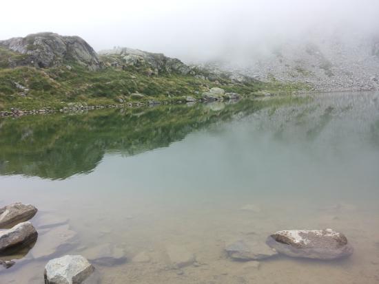 Oropa, Italy: LAGO MUCRONE 1