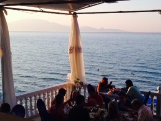 Clear Horizon: Great Restaruant with the best view ever