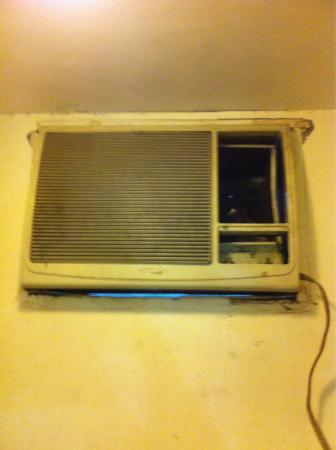 If The Ac Is Like This Guess Wat Room U Will Get Picture Of Hotel