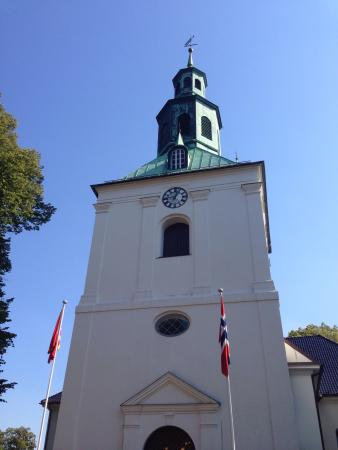 Oestre Fredrikstad Church