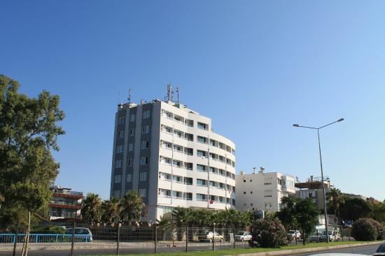Отель Acropol Beach Hotel