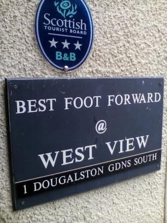 Best Foot Forward: Great stay at this B&B