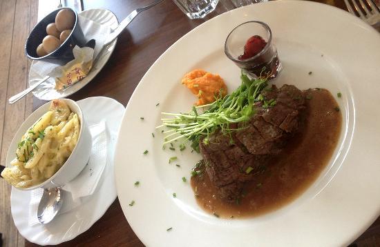 Restaurang Sjojungfrun: the main course
