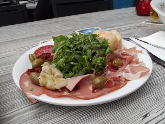 antipasto - Picture of Happy Italy, Eindhoven - TripAdvisor