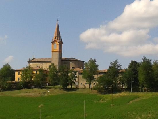 Maserno, Italija: La chiesa