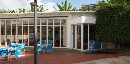 The Jardins d'Ajuda Suite Hotel: Bar przy basenie