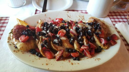 Proctorsville, VT : French Toast Special 8/27/15