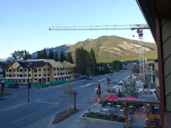 Panorama Dalla Finestra Picture Of Banff Aspen Lodge