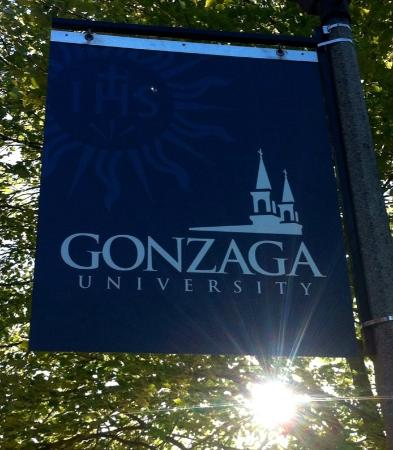 Gonzaga University Picture of Gonzaga University Spokane