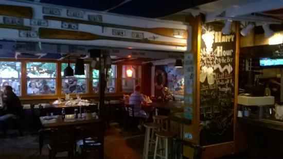 Bar Picture Of Mar Vista Dockside Restaurant And Pub
