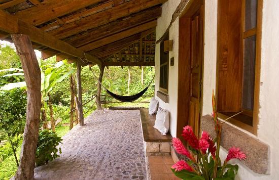 Hacienda San Lucas: Rooms