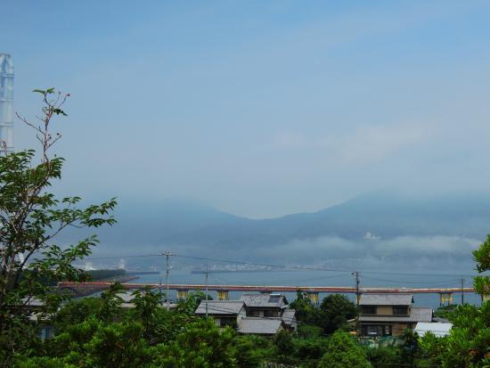Owase Bay: 古道センターからの尾鷲湾