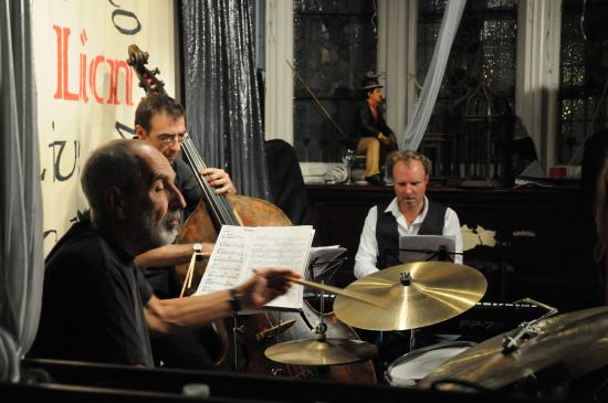 The Red Lion: Live Jazz Every Monday