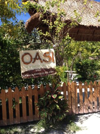 Lovely stay at Oasi
