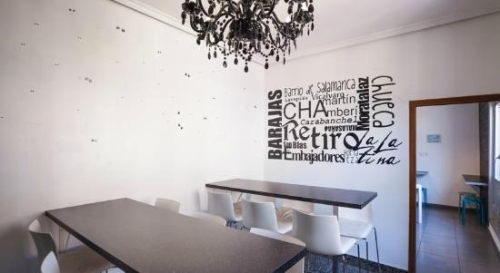 Barbieri Sol Hostel: hall