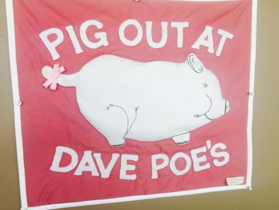 Dave Poe's BBQ: photo1.jpg
