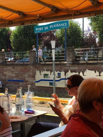 Port de plaisance de Sarreguemines : Boot