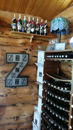 Milton Freewater, OR: Zerba Cellars