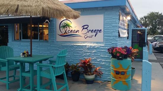 Ocean Breeze Grill