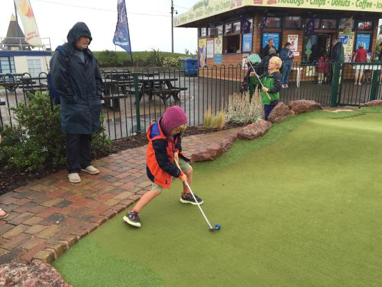 ‪Teignmouth Adventure Golf‬