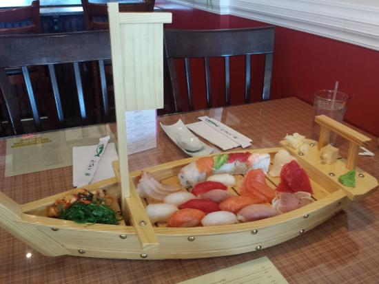 Image result for Itto Sushi Boat