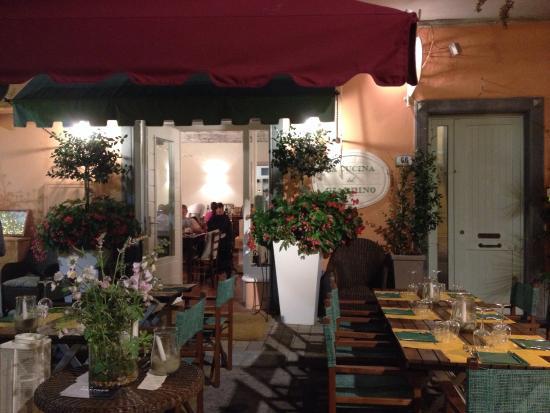 photo1.jpg - Foto di La Cucina Del Giardino, Forte Dei Marmi ...