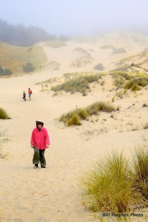 John Dellenback Dunes Trail : Sandlady-02