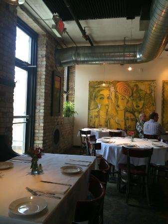 Caffe Biaggio: Such a great space