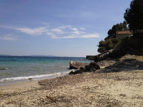 Beau Soleil : spiaggia