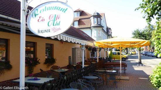 Restaurant Eiscafe Ahl