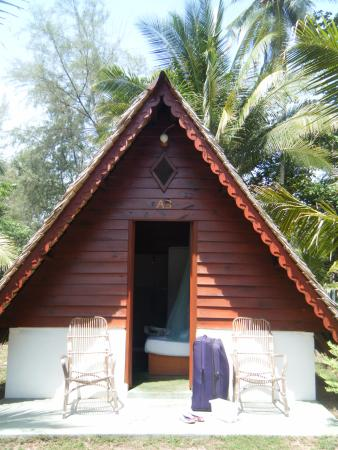 Sea Gypsy Village Resort & Dive Base: A-frame accommodation