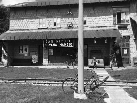 Pedace, Italia: La Locomotiva